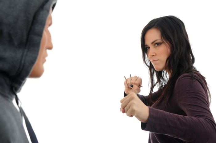 Fight back (Self defense)