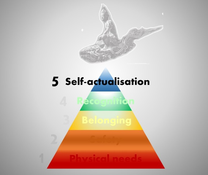 5 self actualisation
