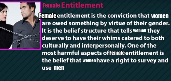 female-entitlement